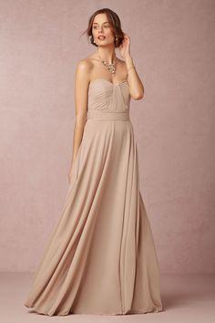 Quinn Dress in Bridesmaids Bridesmaid Dresses at BHLDN