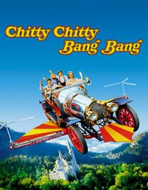 Chitty Chitty Bang Bang. Adored this movie as a child. Loved watching it with my best friend and singing the songs together for the rest of the day :)