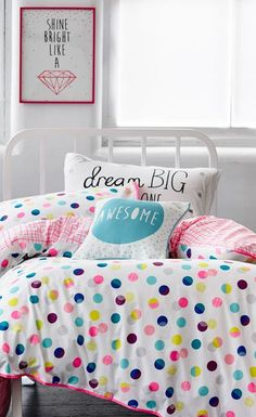 Today on Print & Pattern we have a celebration of the Australian company Adairs . Their bedding designs for children are modern and fun wi...