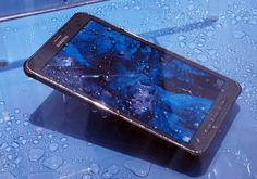 Samsung's Galaxy Tab Active is an 8-inch, ruggedized, waterproof tablet