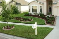 landscaping ideas for house with no front windows - Google Search