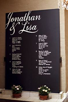 Escort Cards Wedding Details On Pinterest Escort Cards Seating Charts And Place Cards