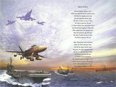 Military Anthem Print - Navy on Etsy, $9.00