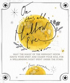 May the magic of the midnight moon ignite your spirit and charm your soul for a spellbinding night spent under the stars.