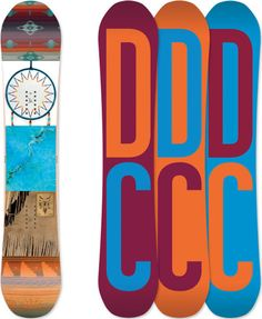 2013 DC Womens Ply Snowboard: 149.5