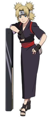Temari (Naruto)