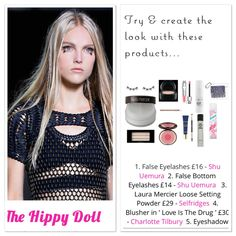 #new #hairandbeauty #trends of #2016 - The #Hippy #Doll @louisvuitton - links for #products in #bio!! #louisvuitton #catwalk #ss16 #runway #styles #style #hair #beauty #hip #seventies #lashes #model #fblogger #fashionista #blogpost #readit #fashion #fashionwriter #pearlsandvagabonds