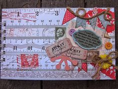 Baggage Claim Mini by Thandar - Scrapbook.com