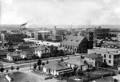View of downtown Lethbridge, 1911 | Flickr - Photo Sharing!