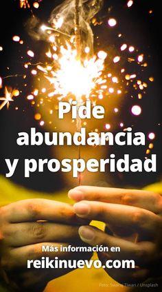 Escucha esta oración para pedir la abundancia y la prosperidad que te mereces: http://www.reikinuevo.com/pide-abundancia-prosperidad-mereces/