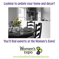 Our exhibitors can aid in making your house your home.