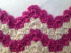 Ravelry: Vintage Rippling Blocks pattern by Angela Maria