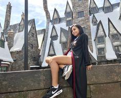 The wizarding world of Harry Potter in universal studios Orlando