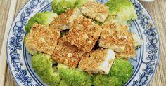 Receita de tofu crocante - EscolhaVeg.com.br