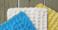 Crochet dishcloth or washcloth free pattern. Use this Free Crochet Pattern to make a Dishcloth for your kitchen or a washcloth for yourself.