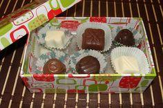 Lili popotte: Chocolats fourrés pour Noël Container, Gentleness