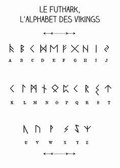 varg runic symbols