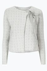 Odd Molly Cardigan Knitted Wings Lys grå, Mørk blå, Lys rosa - Dame - Cardigans   Ellos Mobile