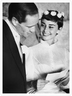 Tremendous Wedding And Audrey Hepburn On Pinterest Short Hairstyles For Black Women Fulllsitofus