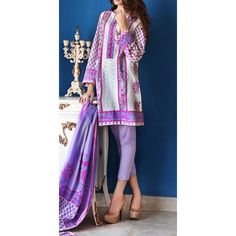 Purple Embroidered Cambric Dress Contact: (702) 751-3523  Email: info@pakrobe.com  Skype: PakRobe