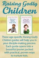 Raising Godly Children: 9 Reminders in Raising Your Children