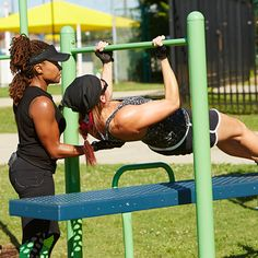 Horizontal Chin-Up Station Outdoor Fitness Equipment, No Equipment Workout, Chin Up Station, Outdoor Workouts, Exercise, Ejercicio, Exercises, Workouts, Physical Exercise