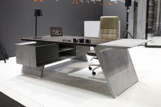 «Кабинеты» NAYADA - для лучших топ-менеджеров! Проектируют известные итальянские и российские архитекторы