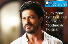 Dilwale Movie Dialogues