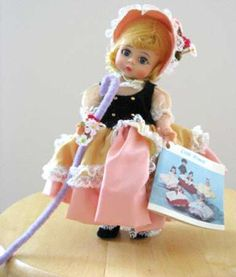 ~ My Mom got this Madame Alexander Little Bo Peep doll for me when I was a little girl ~