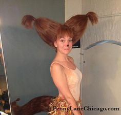#PennyLaneStudios #PennyLaneChicago #wig #FunWig Prom Dresses, Summer Dresses, Formal Dresses, Penny Lane, Fx Makeup, Studio S, Wigs, Fun, Fashion