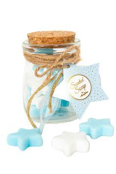 Βαπτιστική μπομπονιέρα σαπούνι για αγόρι, annassecret, Χειροποιητες μπομπονιερες γαμου, Χειροποιητες μπομπονιερες βαπτισης