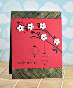 celebrate.  Dahlia Memories: Chinese New Year Blog Hop