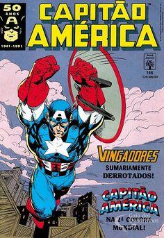 Capitão América n° 146/Abril | Guia dos Quadrinhos