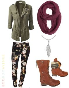 Back To School Outfits for Teens Wild Floral Back School Outfits, School Outfits Highschool, School Wear, Cute Teen Outfits, Fall Outfits, Casual Outfits, Amazing Outfits, Summer Outfits, Cute Fashion