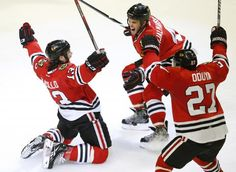 Chicago Blackhawks Best season start every 2013