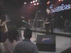 Mis Cero en directo (Canal Sur, 1989): tenía 14 añitos, casi ná...