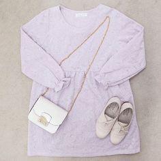 Frock Fashion, Fashion Dresses, Asian Fashion, Fashion Beauty, School Wear, Autumn Outfits, Feminine Style, Polyvore Outfits, Dress Outfits
