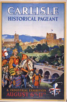 Carlisle Historical Pageant aug16