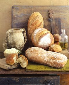 """Country Pistolettes, recipe source:  Adapted from """"Bernard  Clayton's New Complete Book of Breads"""" [] labellecuisine.com  [] yeast [] rolls"""