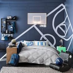My boys would love this. The NBA gaming chair would be a hit. I'd have to buy 2, they'd be fighting over it.