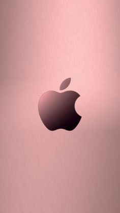 Simple Iphone Wallpaper, Apple Logo Wallpaper Iphone, Apple Wallpaper Iphone, Iphone Background Wallpaper, Tumblr Wallpaper, Cellphone Wallpaper, Mobile Wallpaper, Pink Apple, Pretty Wallpapers