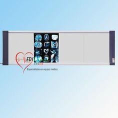 8e40ee8a3 Negatoscopio Digital Led de cuatro campos 14×17″ marca Health Home, modelo  XR4