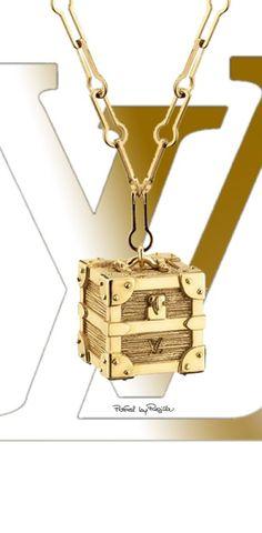 Louis Vuitton | House of Beccaria~ https://www.facebook.com/pages/Lena-y-el-mundo/371553226256618
