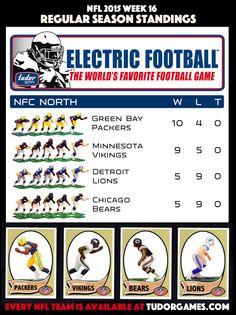 40cf4f24a NFL 2015 Week 16 NFC South Regular Season Standings. Nfc South