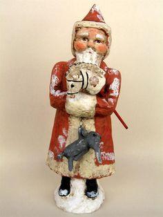 Debbee Thibault The Toy Maker Santa Claus | Special Christmas Santa