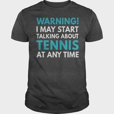 Talking About #Tennis, Order HERE ==> https://www.sunfrog.com/Sports/Talking-About-Tennis-Dark-Grey-Guys.html?53624 #xmasgifts #christmasgifts #birthdayparty #birthdaygifts