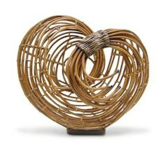 Palecek Ikebana Display Basket