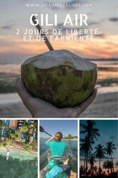 Voyage Bali, Gili Air, Gili Island, Blog Voyage, Travel Information, Brighton, Destinations, Travel Attire, Small Island