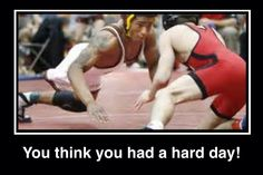 You think you work hard?!