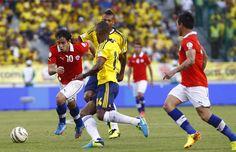 Colombia vs Chile en vivo  Fútbol en vivo - Colombia vs Chile en vivo. Todo para…